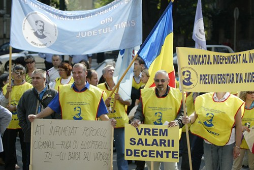 sindicate protest