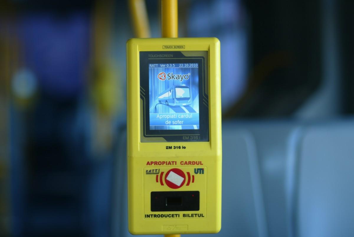 validator autobuz