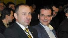 Sorin Supuran si Ludovic Orban