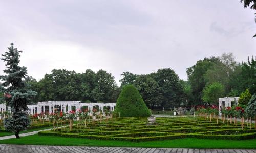 Cu Horticultura, fără Horticultura în zona zero