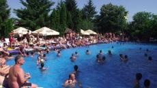 relxare piscina