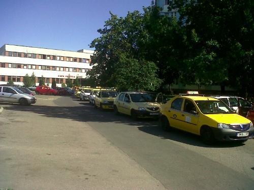 taxiuri parcate
