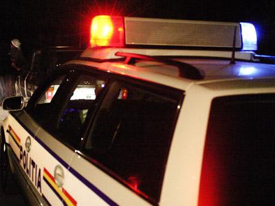 masina de politiei