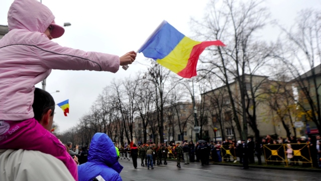 parada ziua nationala