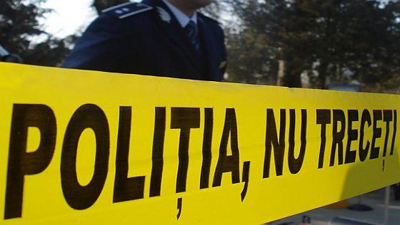 Politia rutiera accident