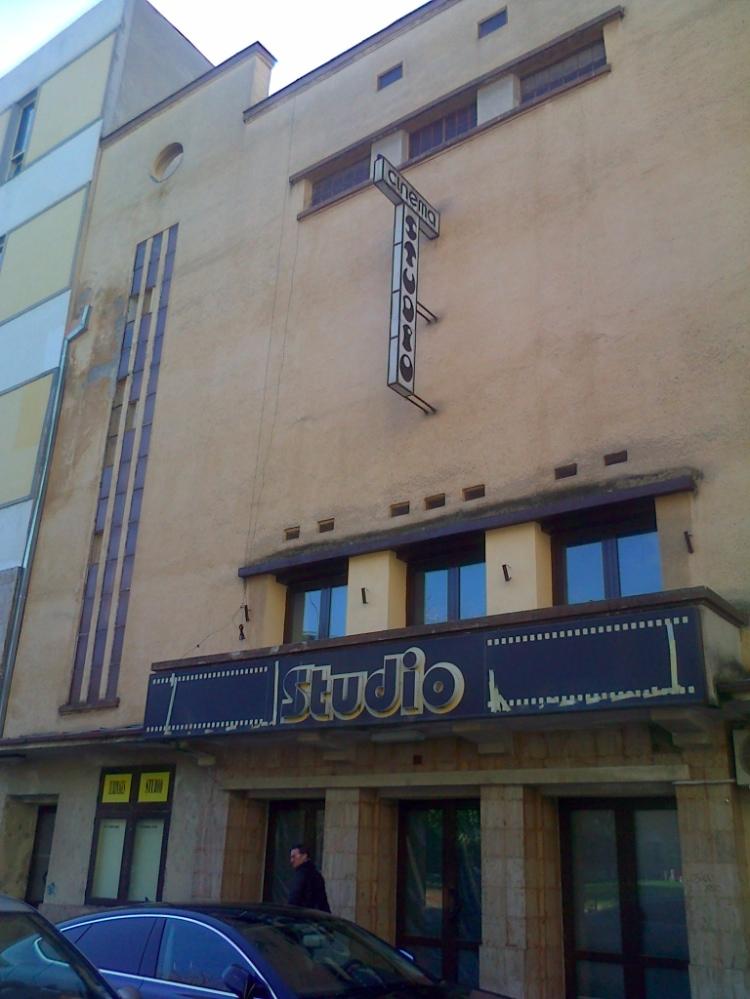cinema studio inalt
