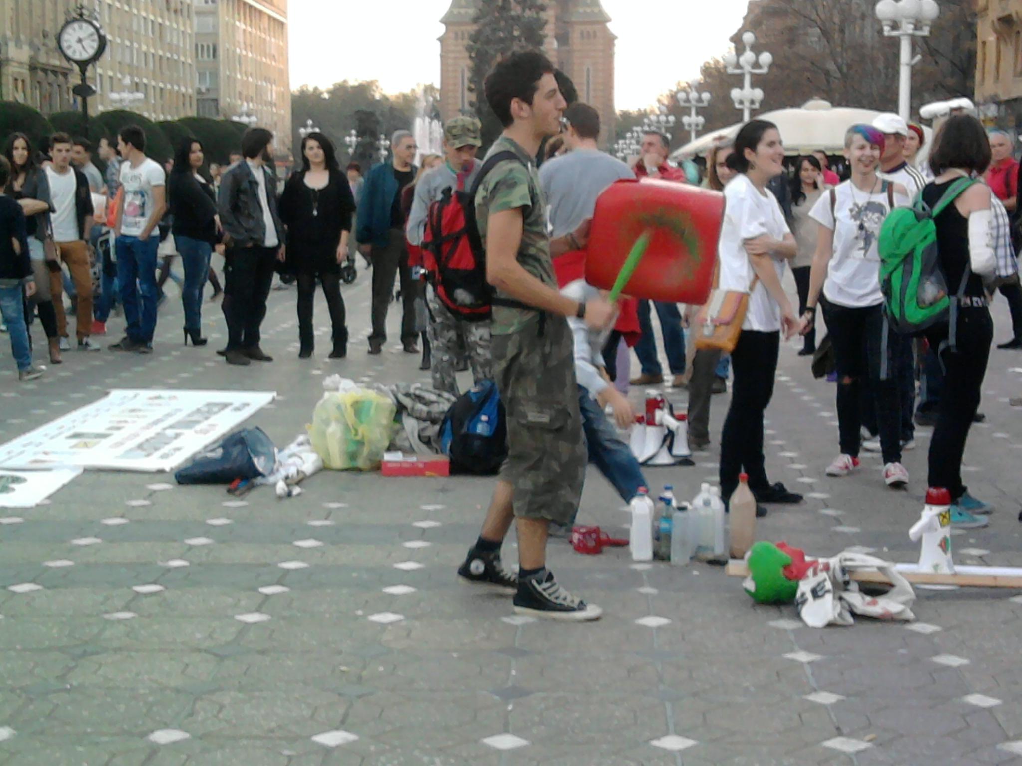 protest rosia m