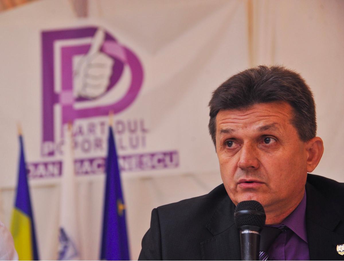Ioan Iovescu senator