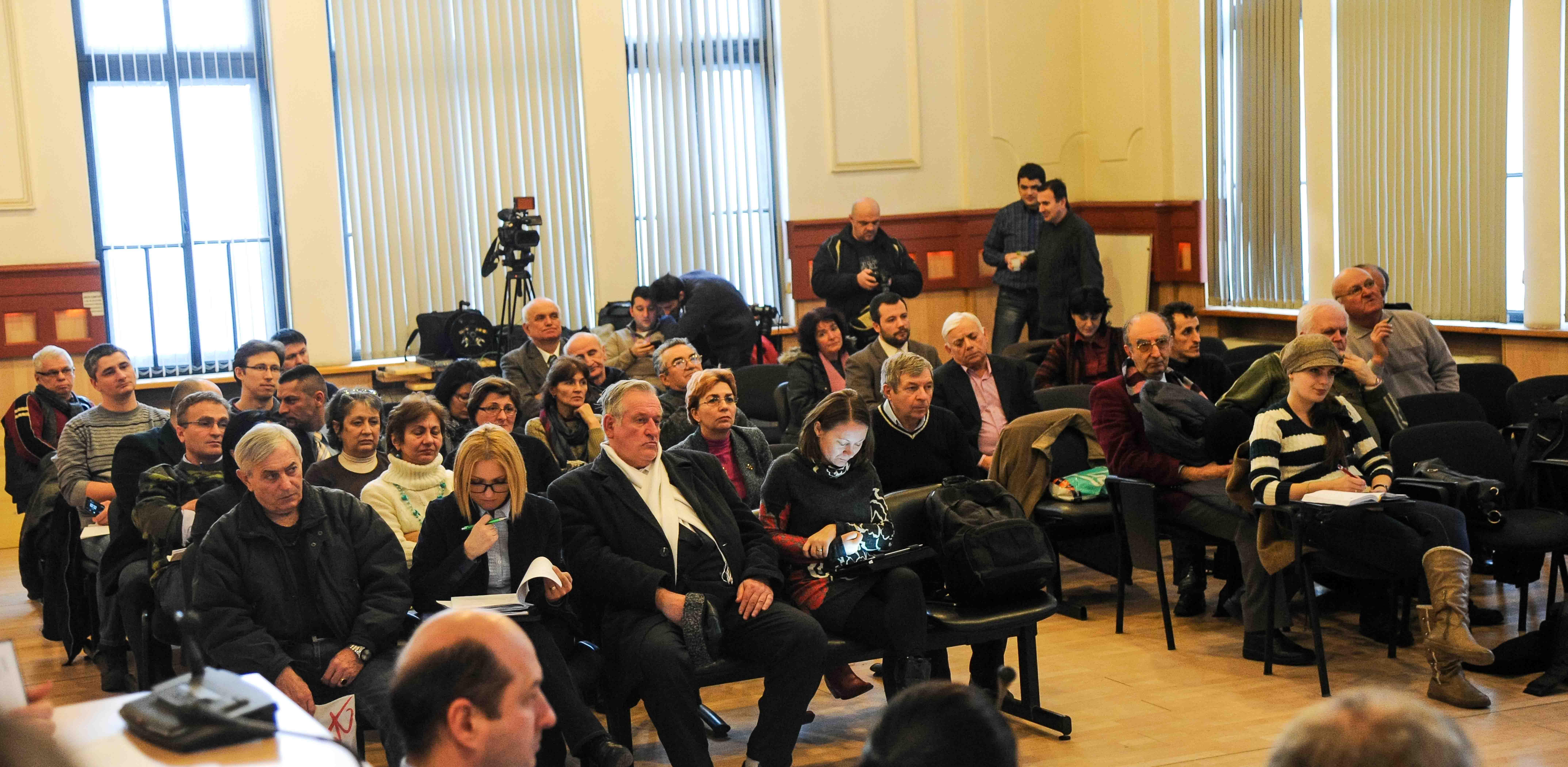 Dezbatere publica despre bugetul Primariei Municipiului Timisoara (1)