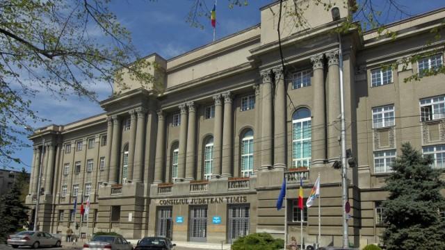 Palatul Administrativ, CJT