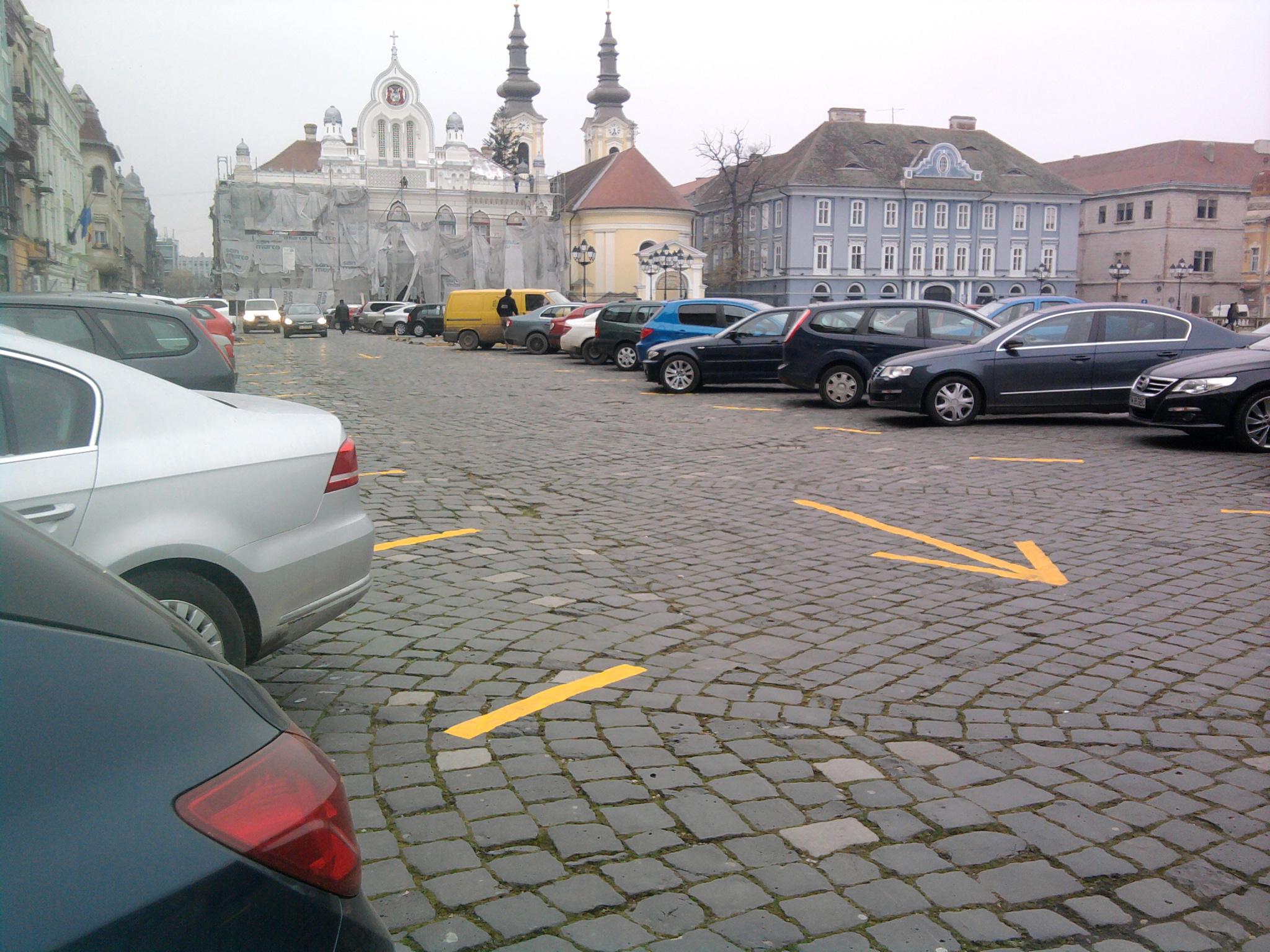 parcare unrii