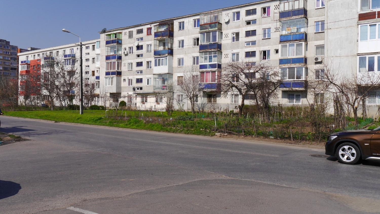 strada podeanu