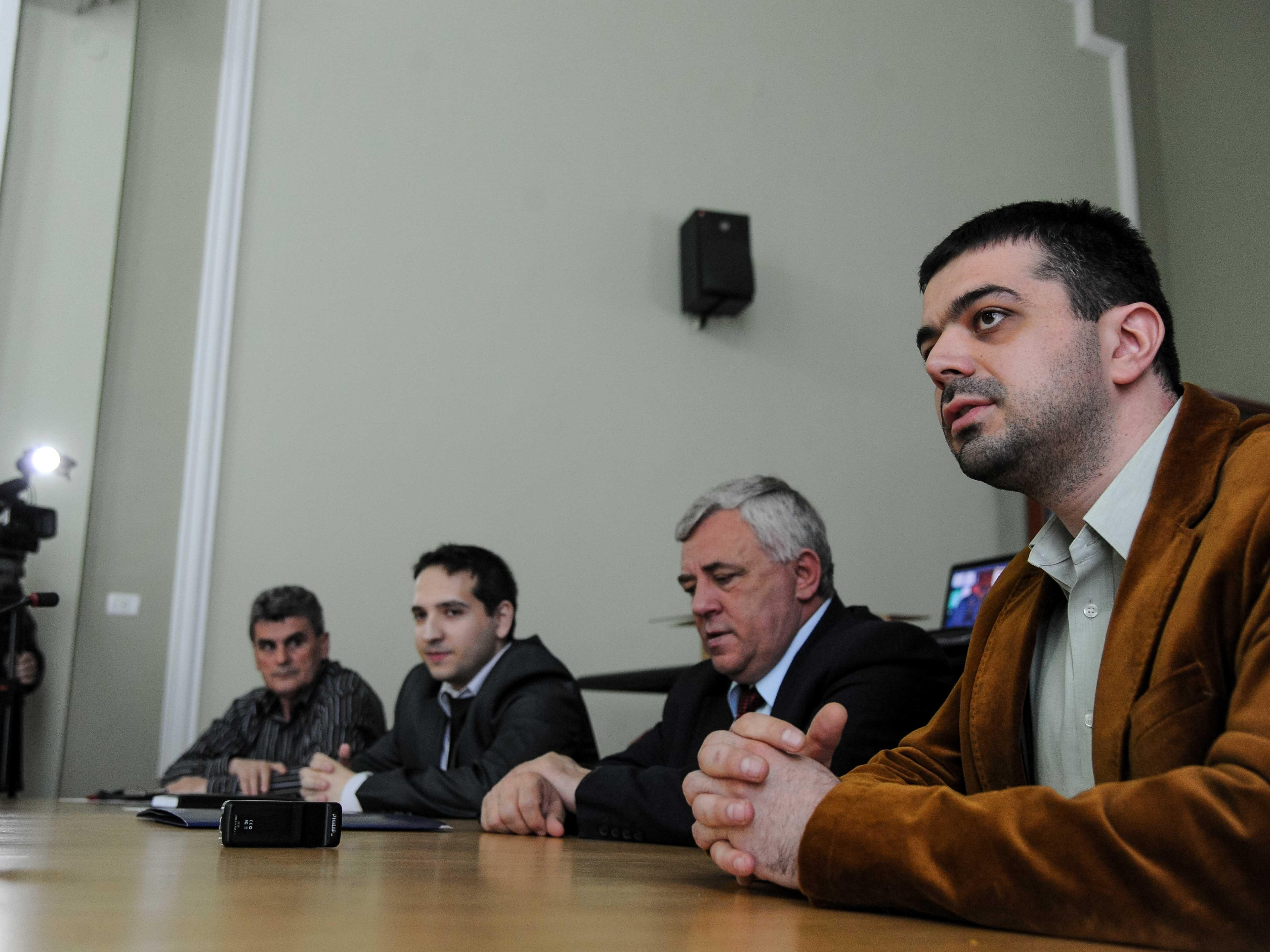 Marian Vasile(dr) vicepresedinte CJ Timis3