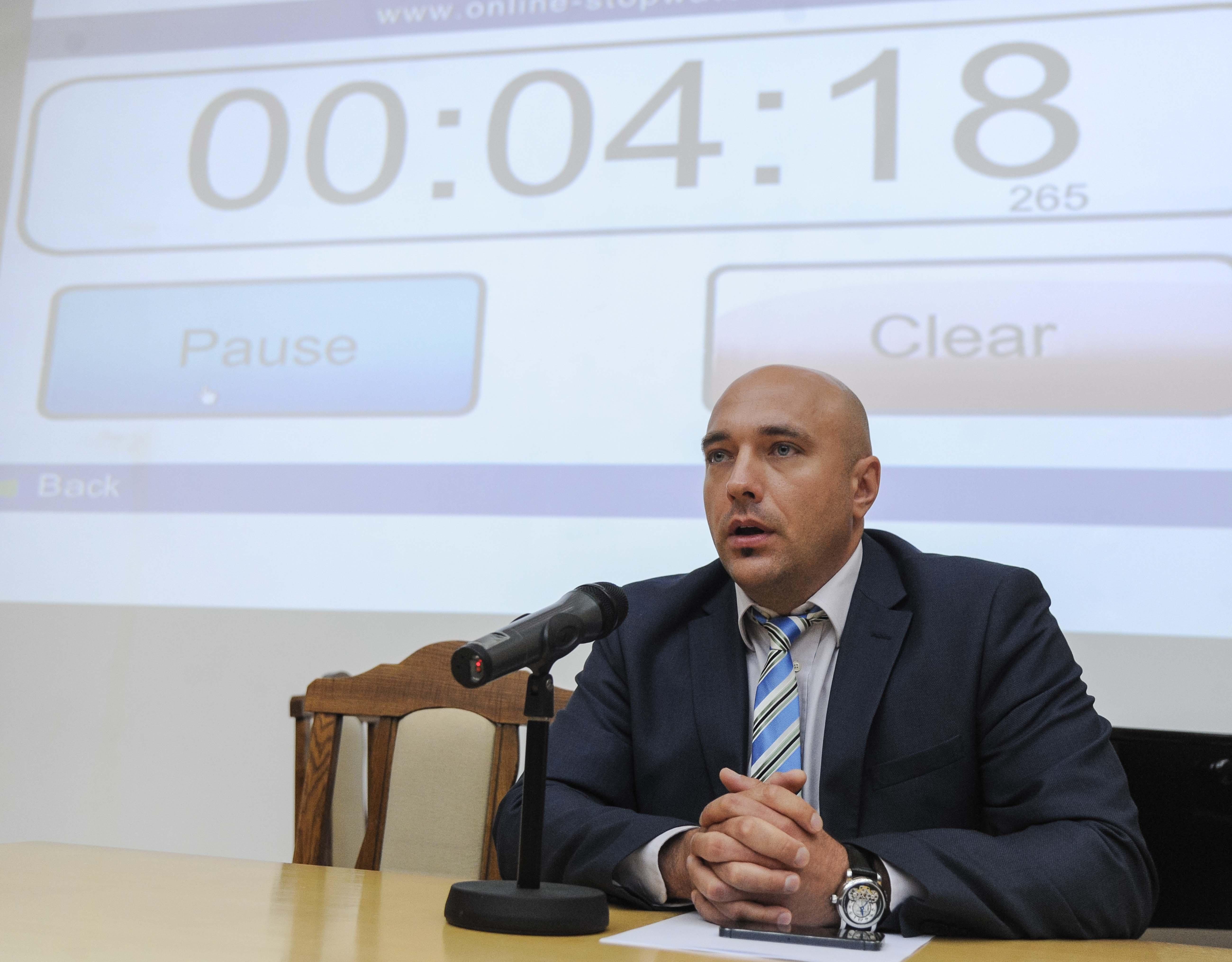 Ciprian Mihok candidat PNTCD 1-2