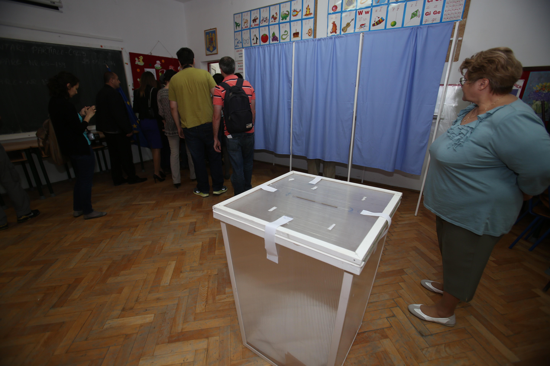 sectie de vot
