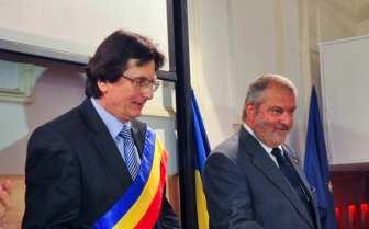 Nicolae Robu si Gheorghe Ciuhandu