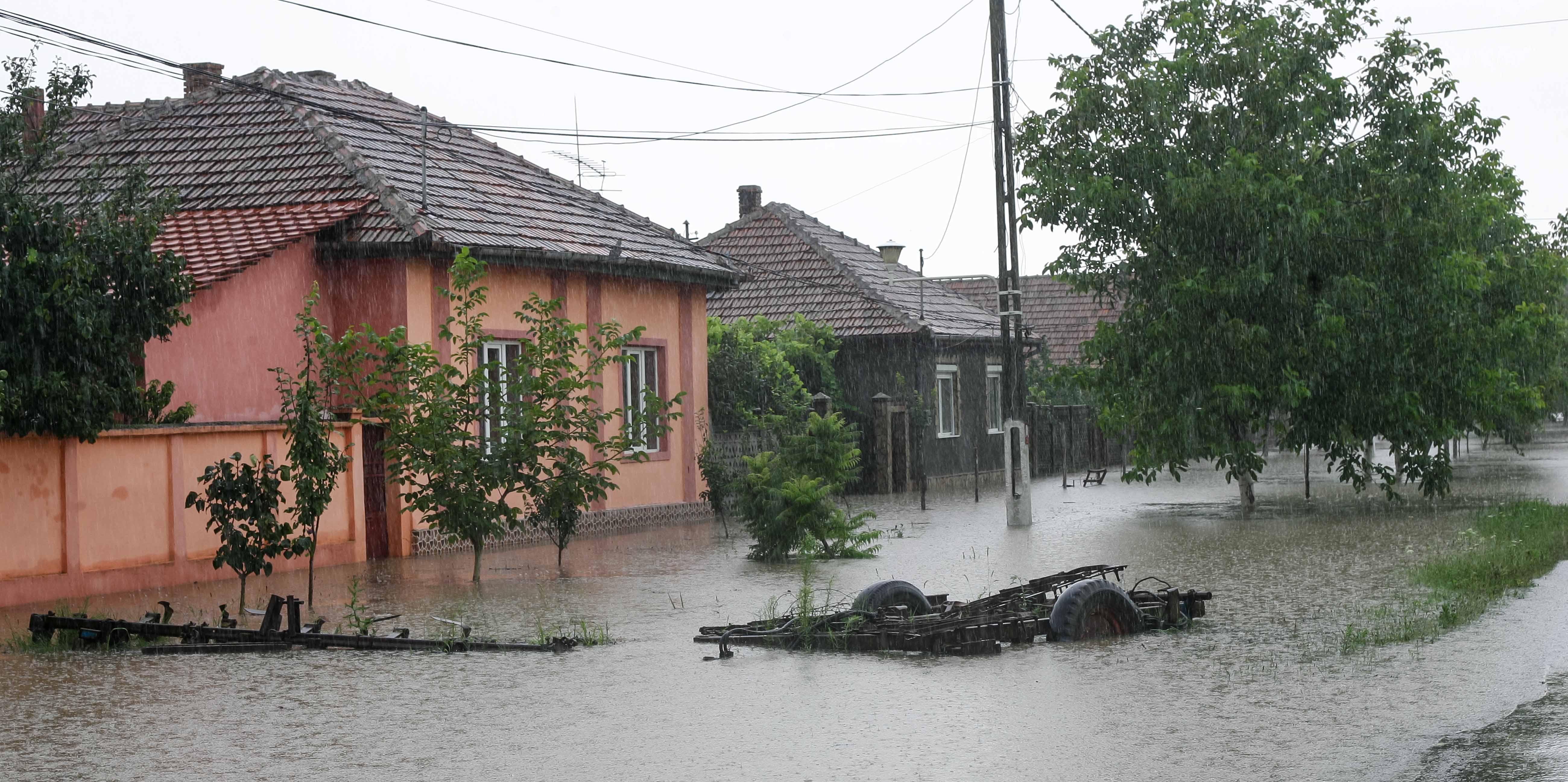 Gataia, judetul timis inundatii 060