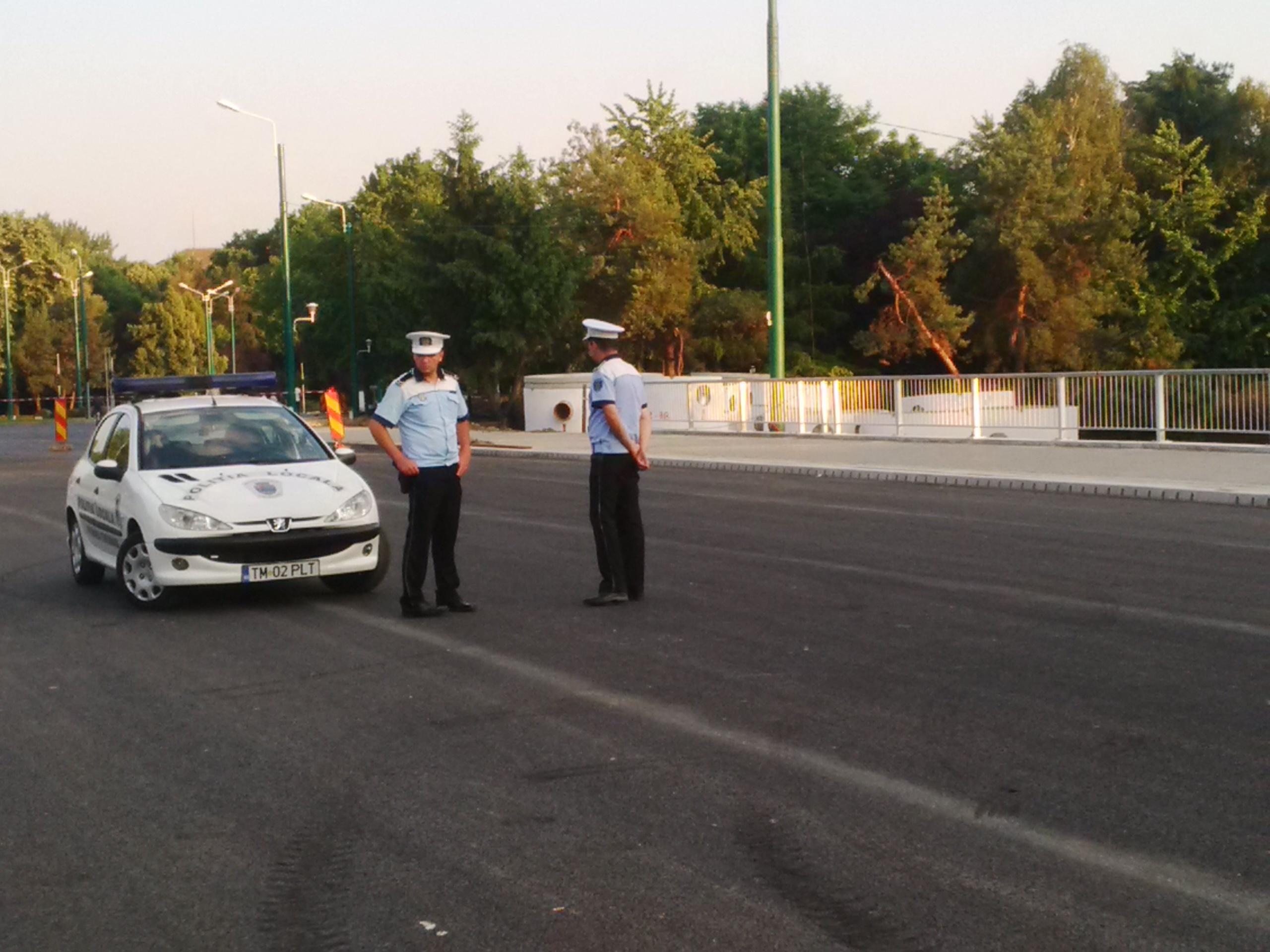 politisti locali pe michelangelo
