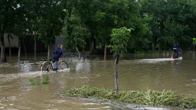 Cod Galben inundații