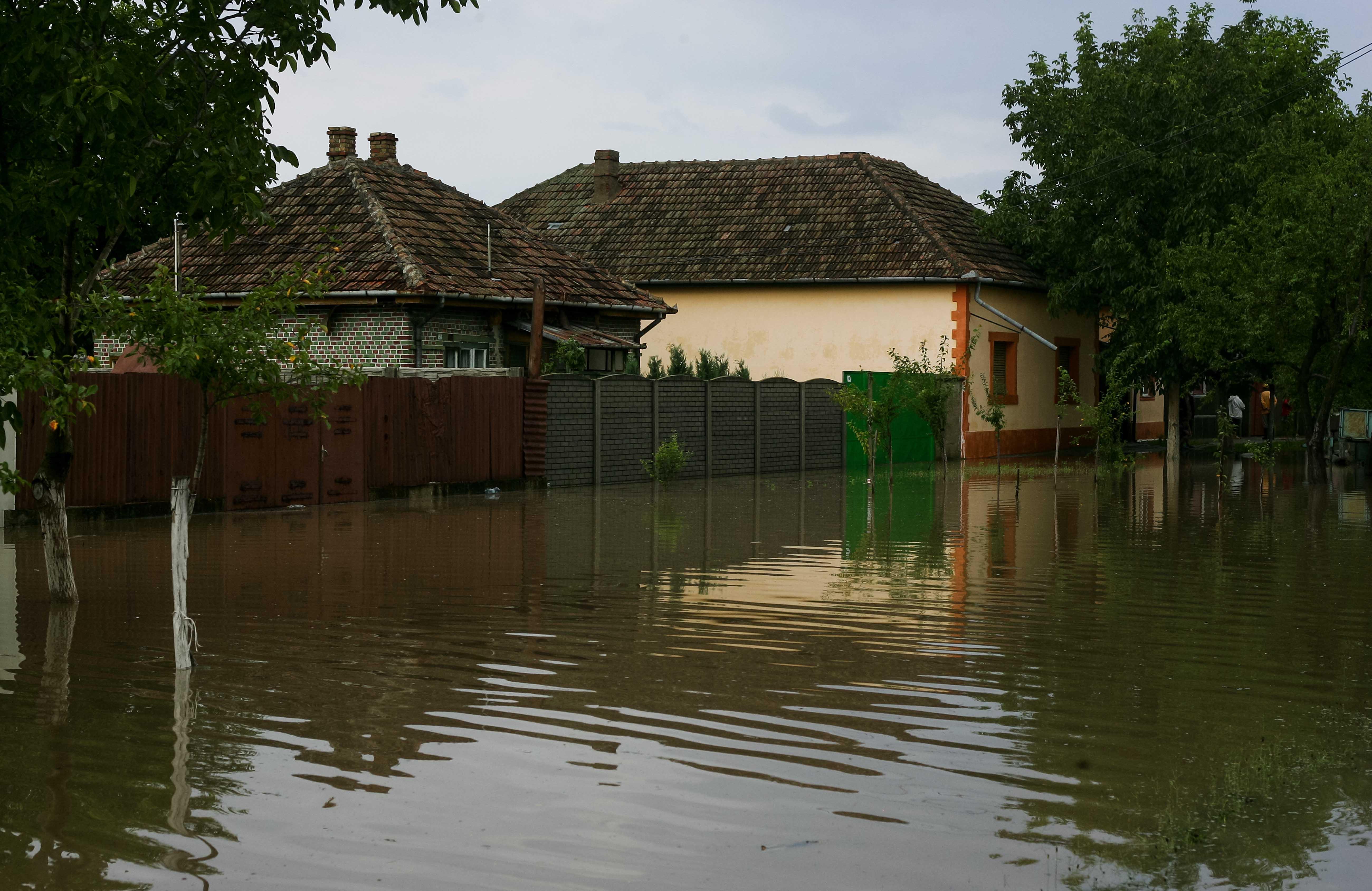 Gataia, judetul timis inundatii 025