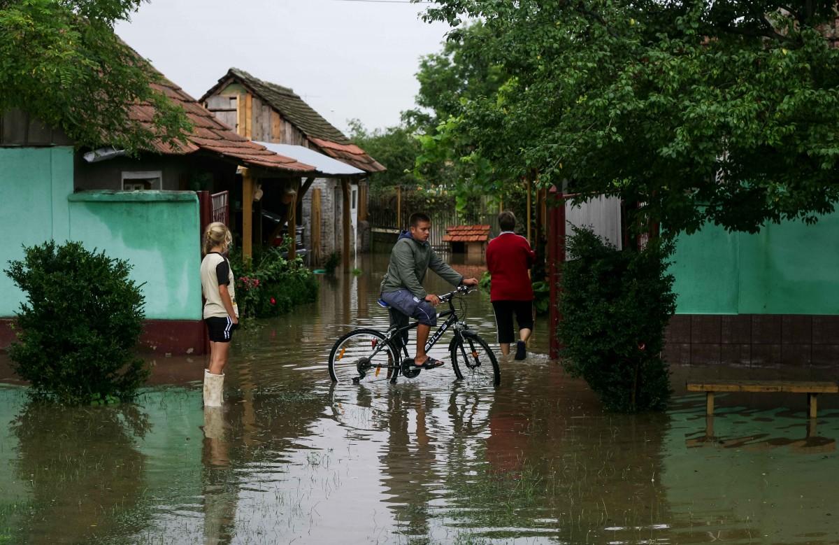 Gataia, judetul timis inundatii 033