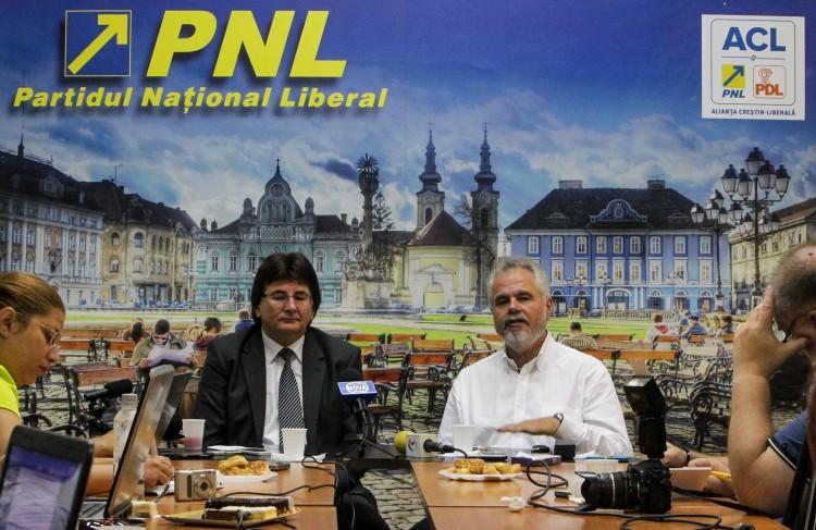 Nicolae Robu, Constantin ostaficiuc copresedinti ai ACL 07