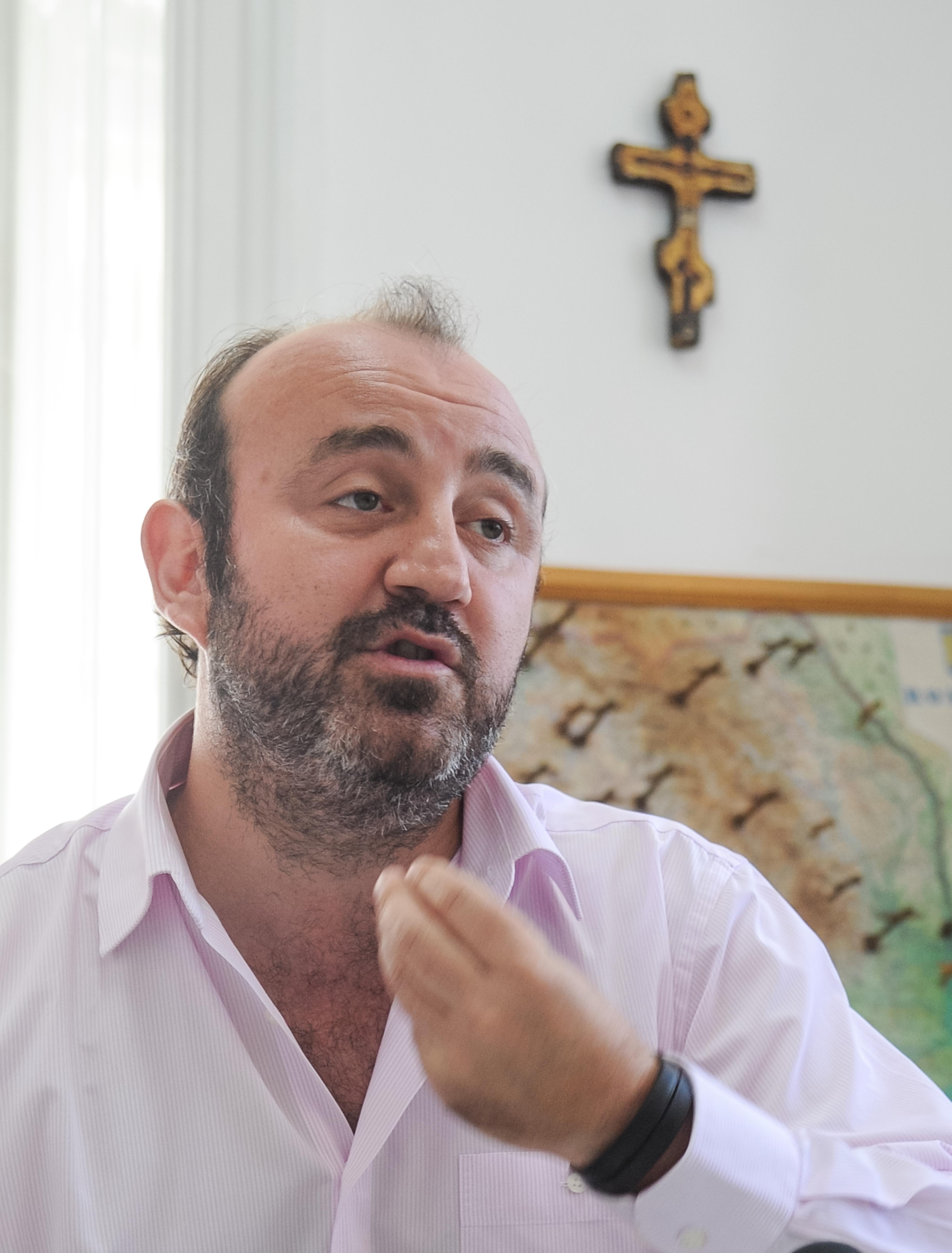 Adrian Orza consilier PNTCD Timisoara 09