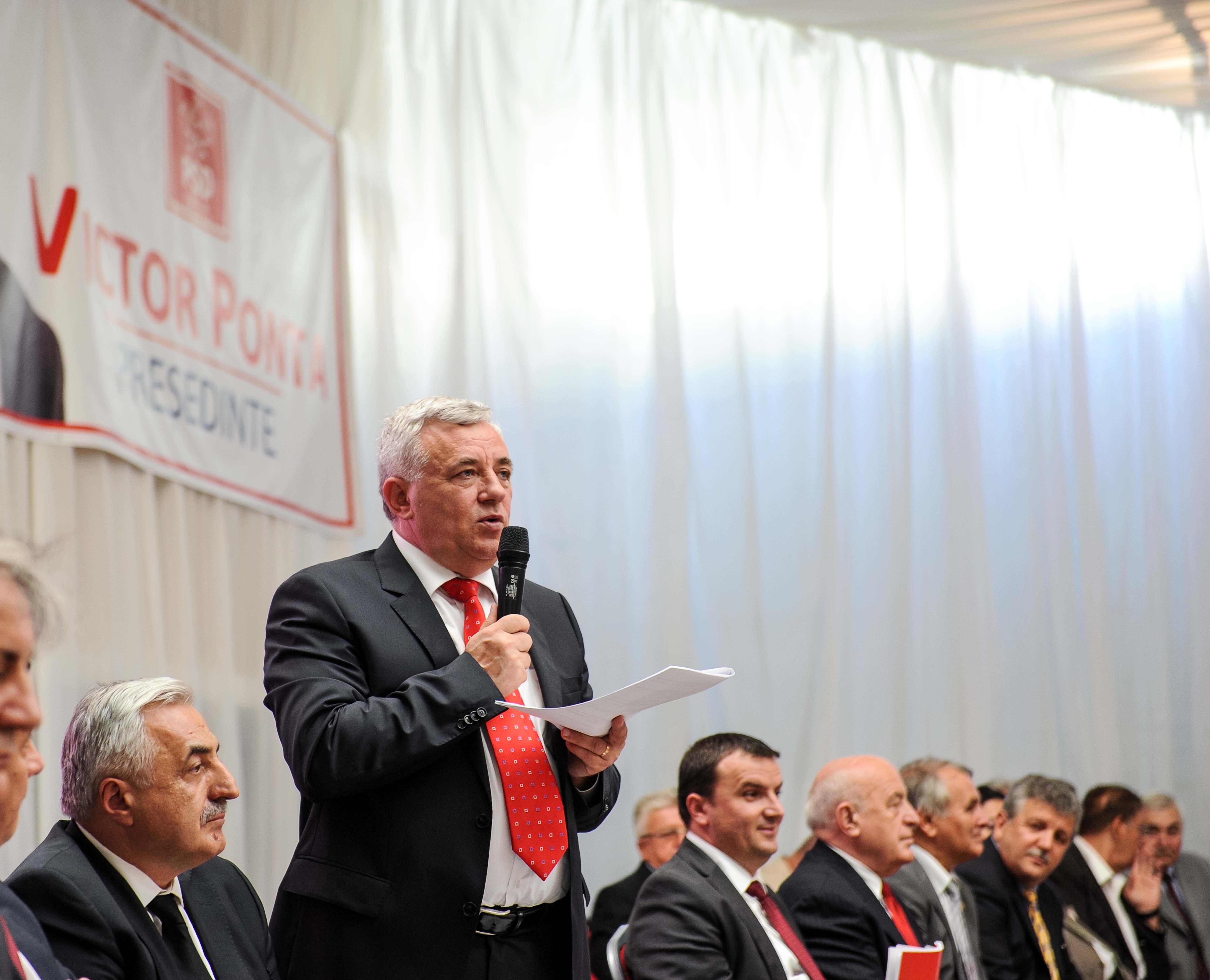 Titu Bojin presedinte PSD Timis 02