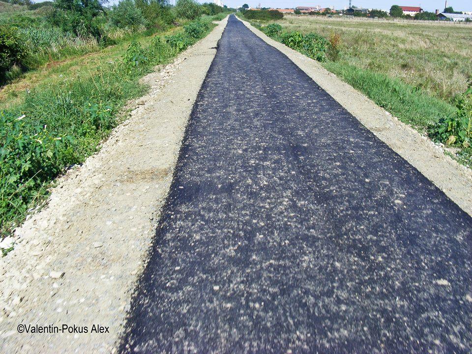 pista bici serbia