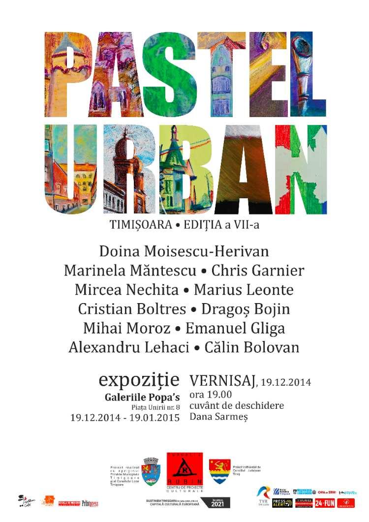 AFIS - Expozitia Pastel Urban, editia 7