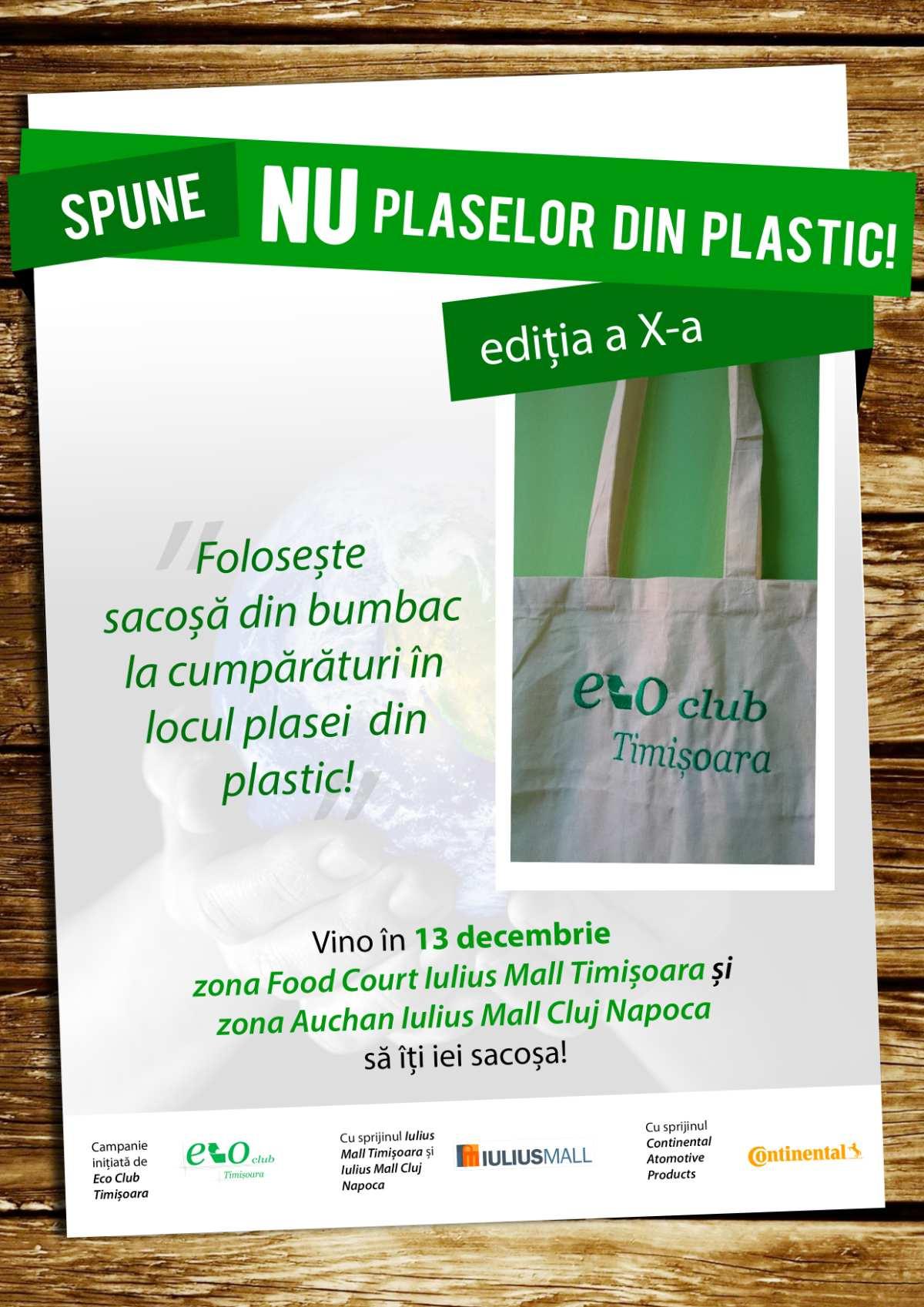 poster sacoșa_ECO CLUB Timisoara