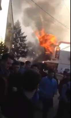 incendiu complex