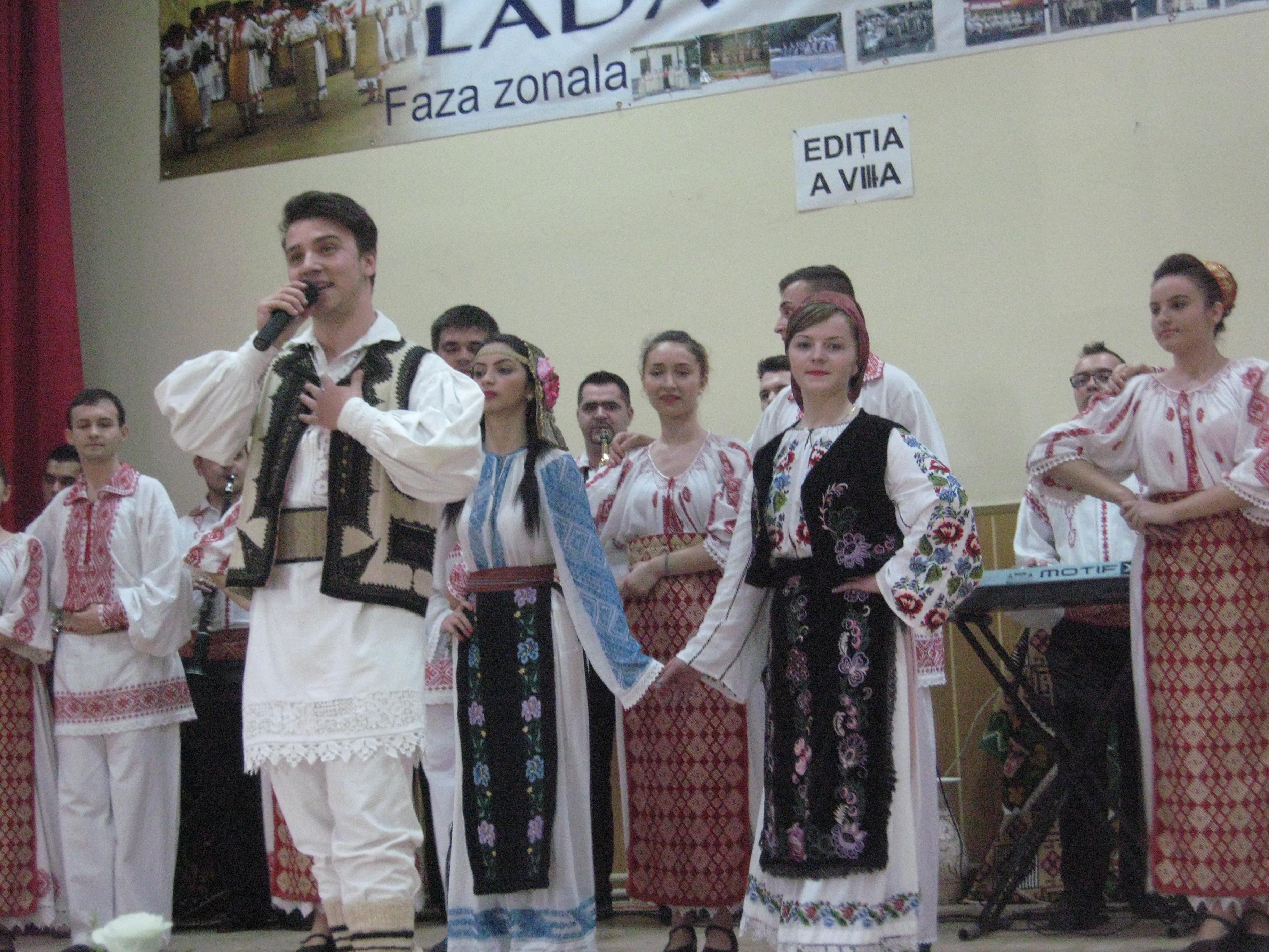 Lada cu Zestre, Costeiu, 9 martie 2014, Sectiunea  muzicala