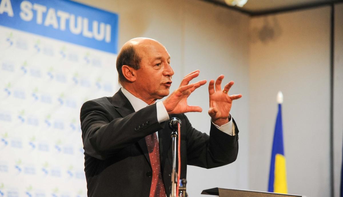 Basescu la PMP 45