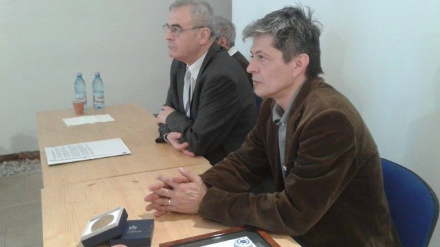 Laszlo Tokes si Florian Mihalcea