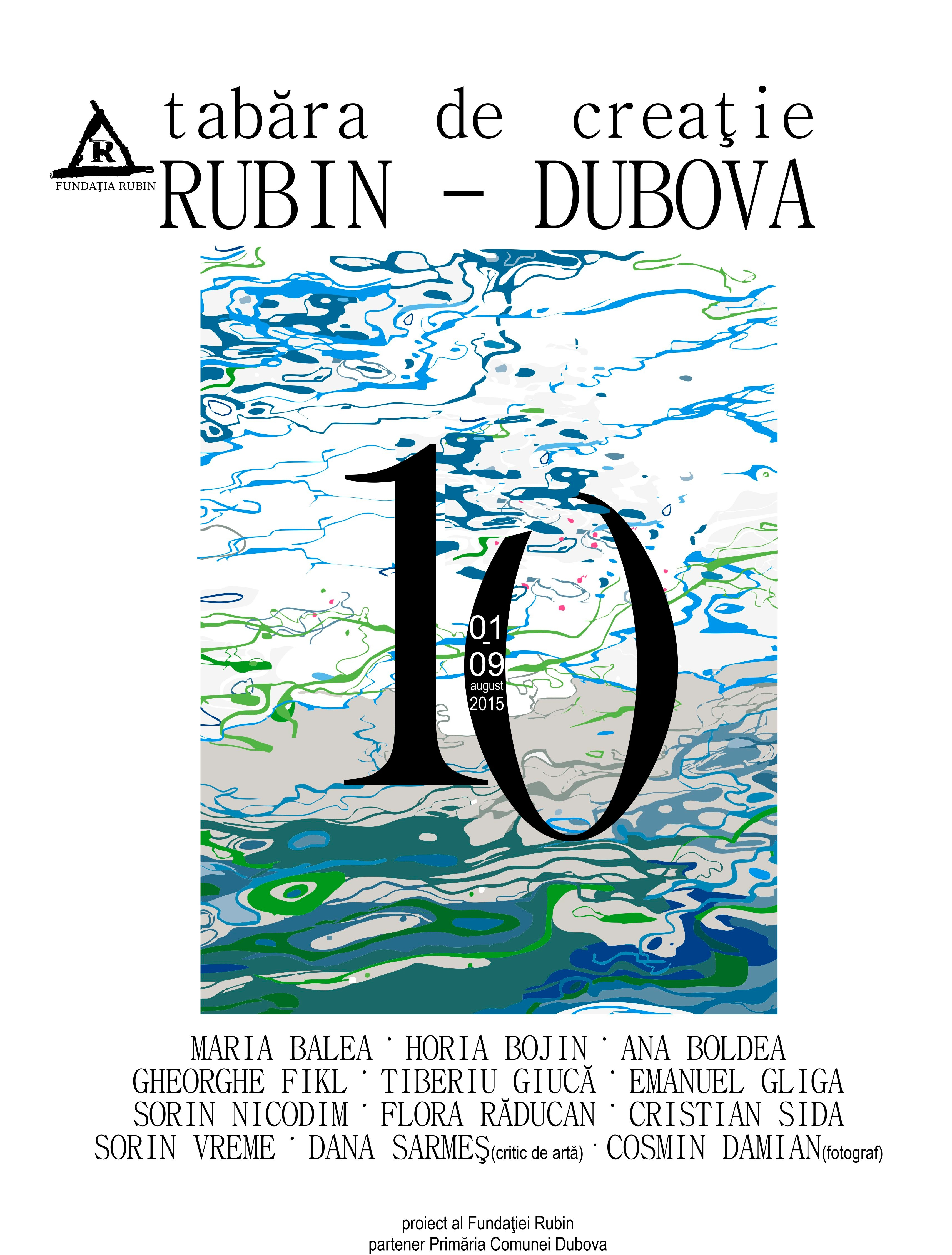 AFIS Rubin-Dubova 10