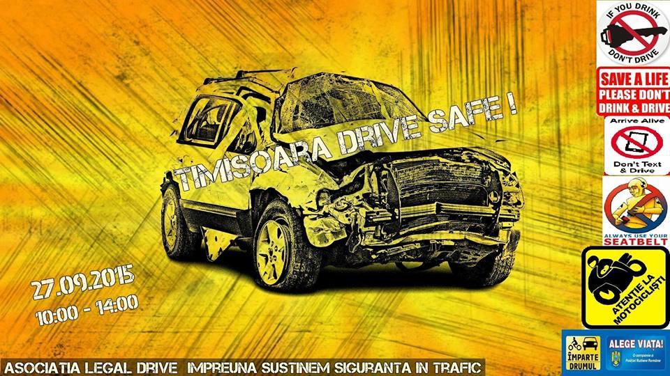 timisoara drive safe