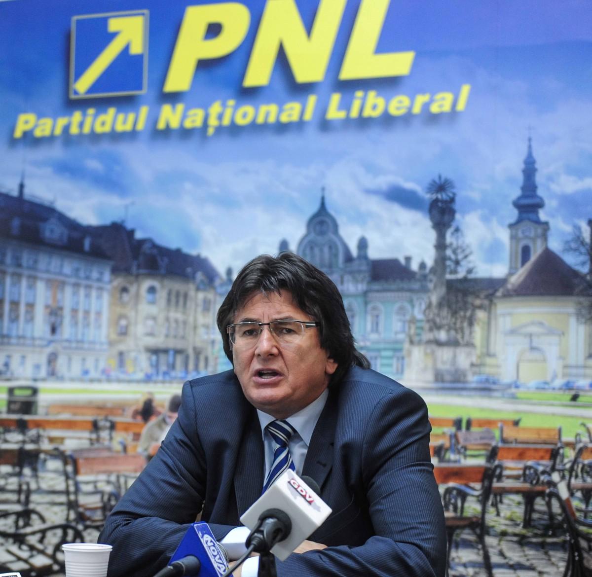 Nicolae Robu copresedinte PNL Timis 02
