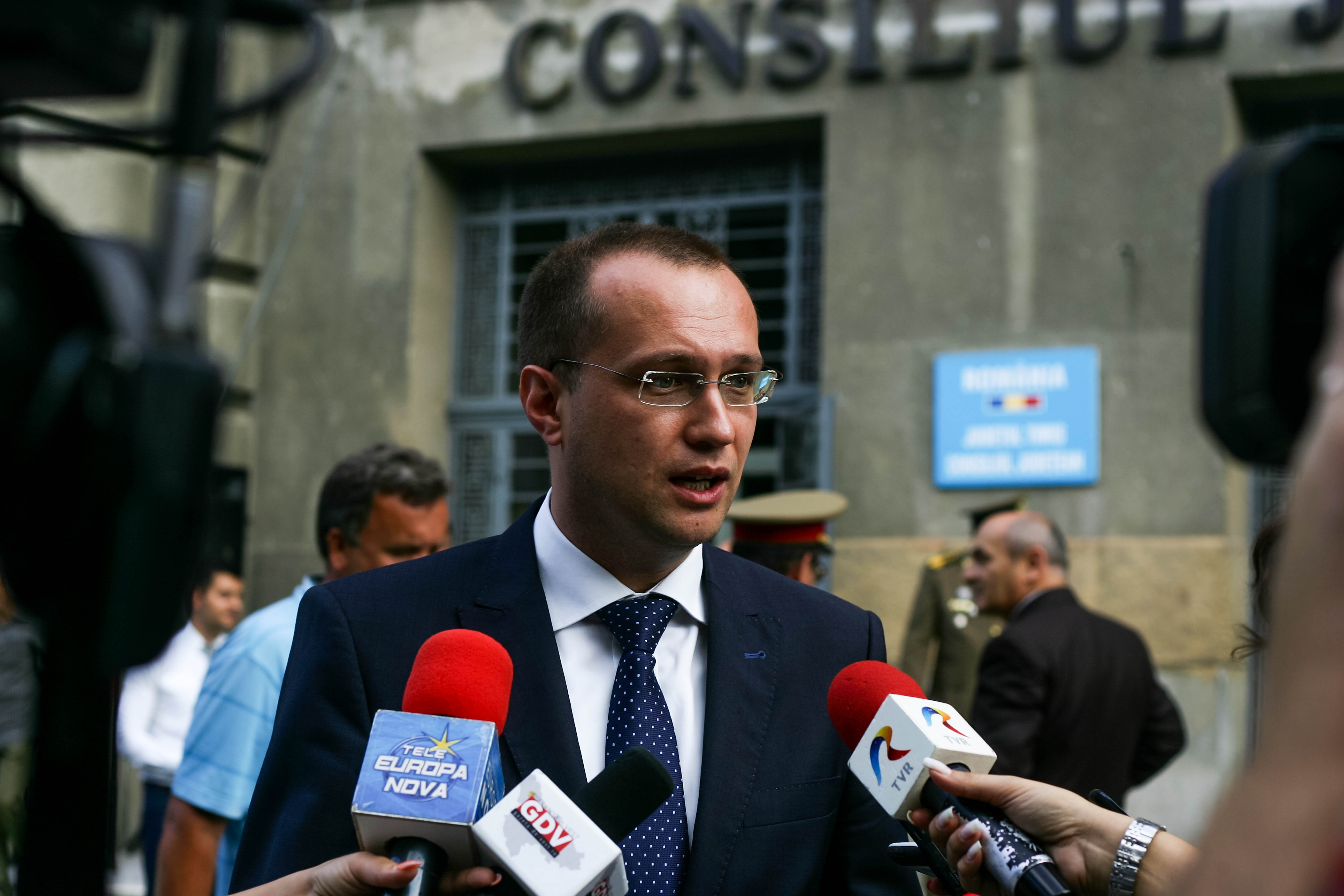 Eugen Dogariu prefect