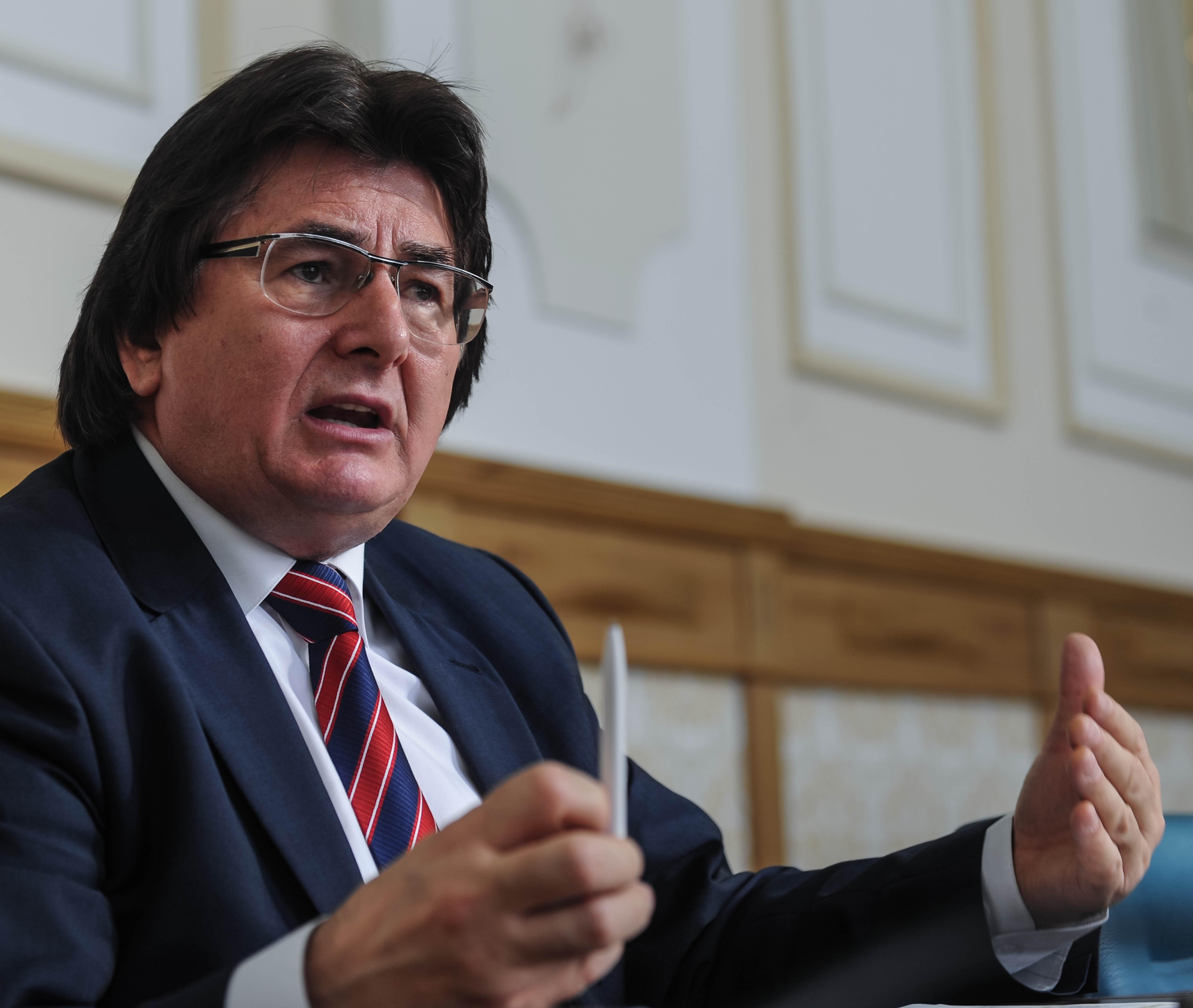 Nicolae Robu, primarul Timisoarei 18