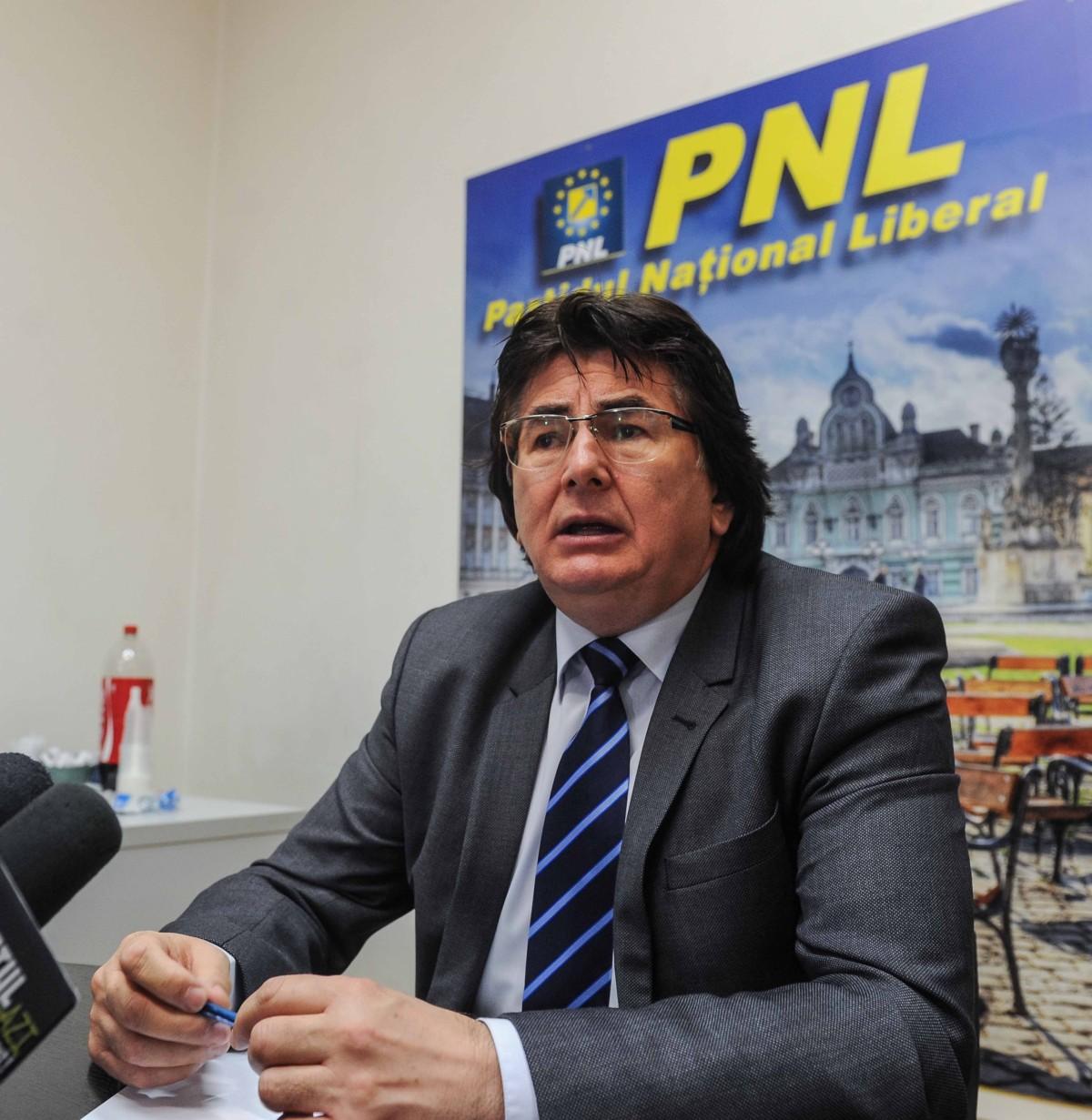 Nicolae Robu copresedinte PNL Timis 06
