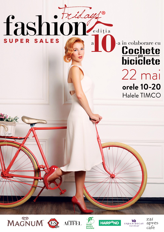 fashion fridays biciclete