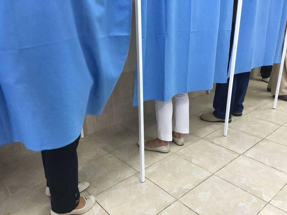 votare cabine