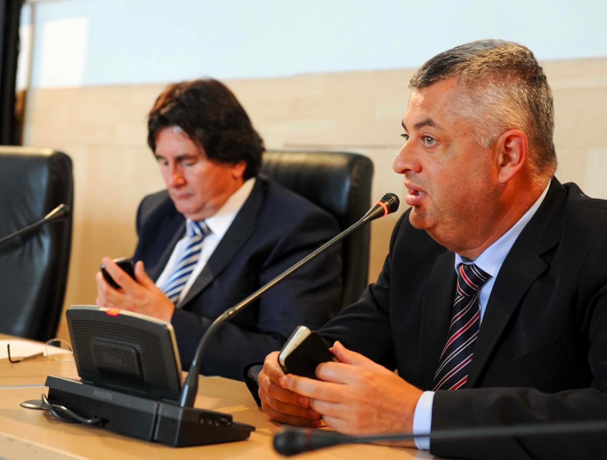 Nicolae Robu, Sorin Dragoi city manager Primaria Timisoara 13