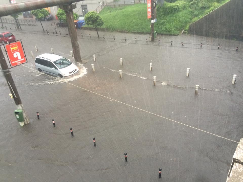 Cod inundații