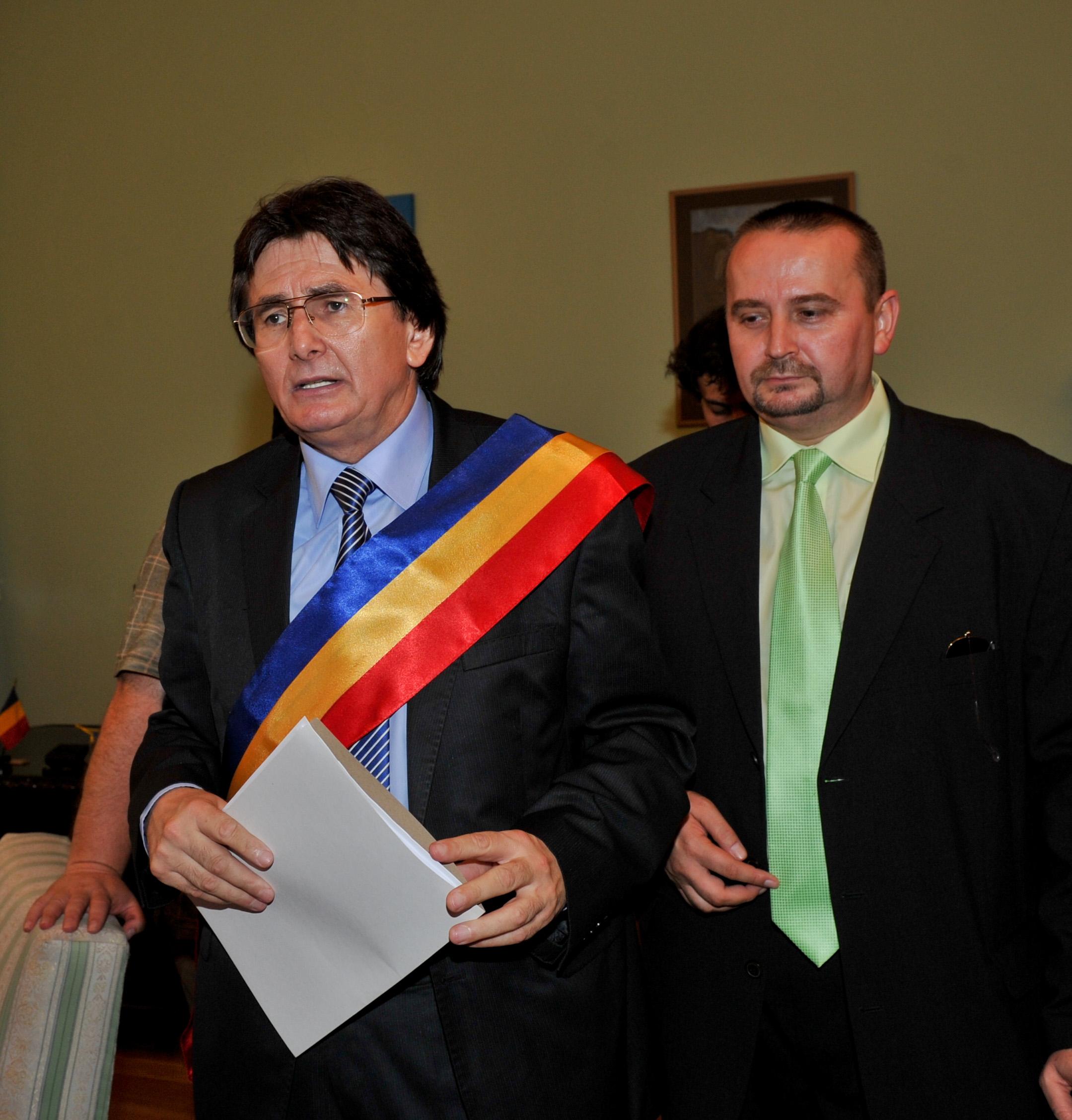 Nicolae Robu si Ionut Nasleu