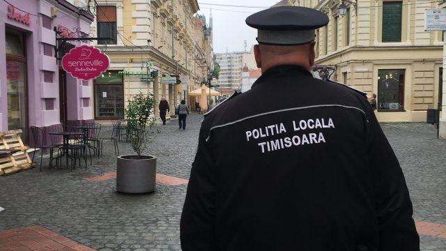 politist local