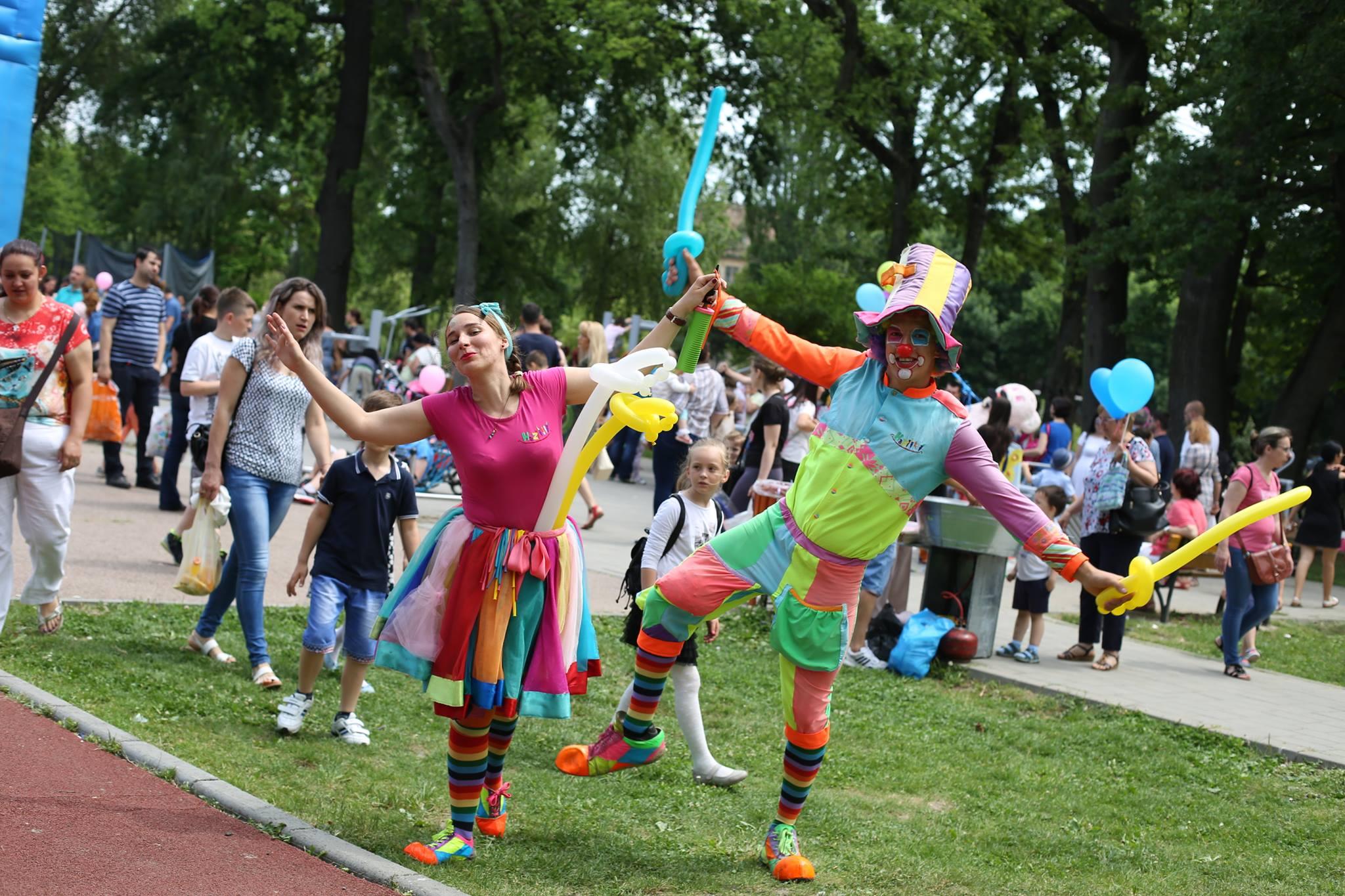 Primăria a Timişoara a pregătit Festivalul Copiilor pentru 1 Iunie