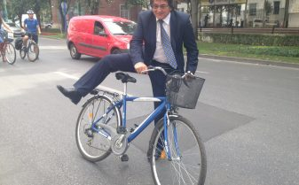 robu pe bicicleta