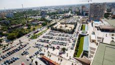 parcare centru comercial